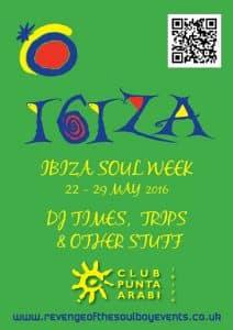 Ibiza Soul Week 2016